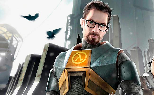 Gordon Freeman from Half-Life