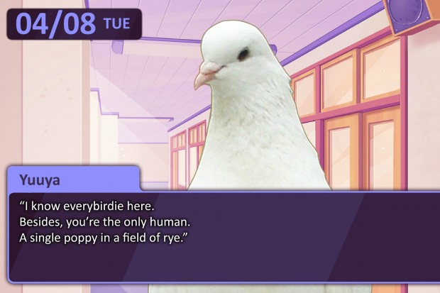 Hatoful Boyfriend 3