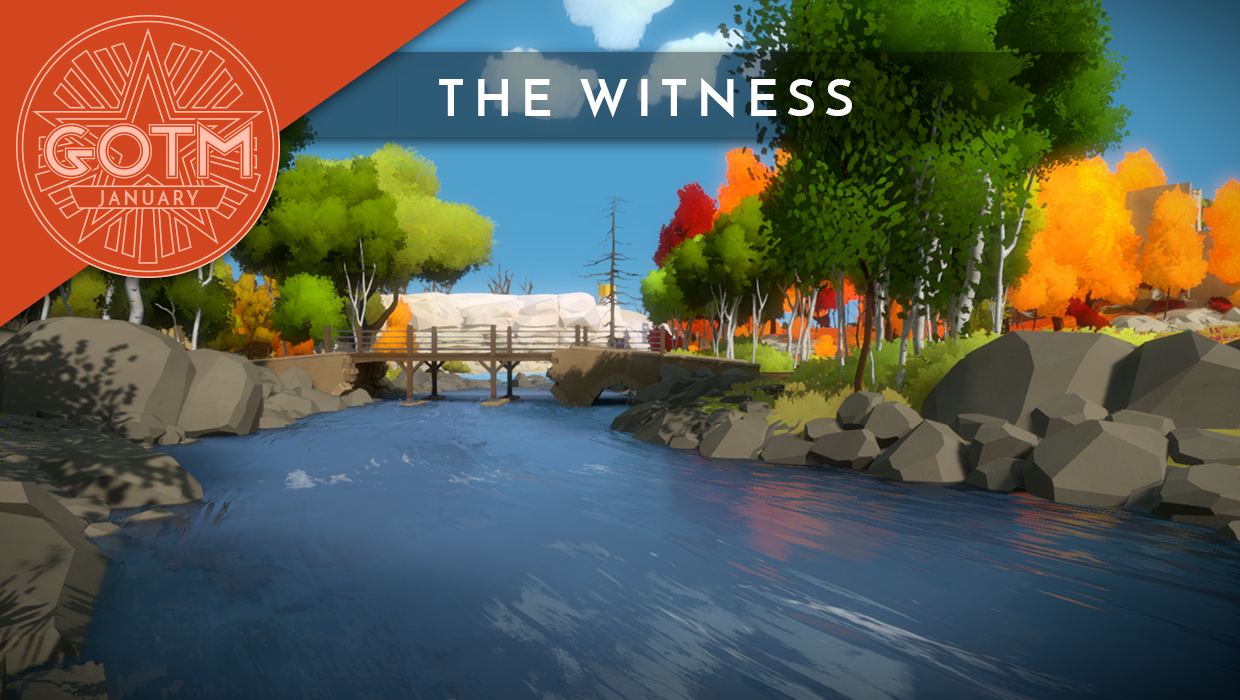 The Witness Game of the Month