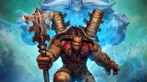 Baine_son_of_Cairne_wow_tcg