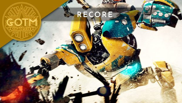 Recore is the game of the month for September 2016