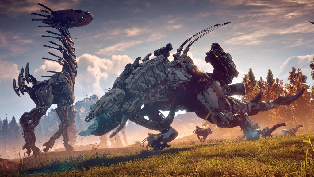 Horizon Zero Dawn Game of the Month