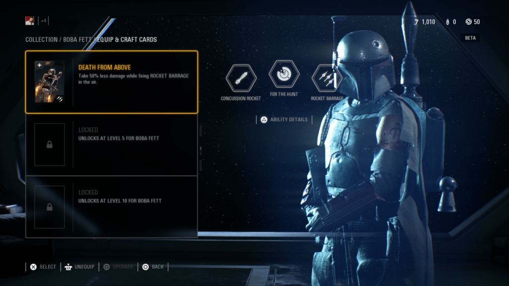 Boba Fett Star Wars Battlefront 2