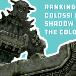 Ranking the Colossi from Shadow of the Colossus