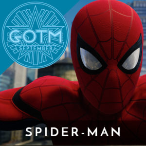 Marvel's Spider-Man is September 2018's Game of the Month.